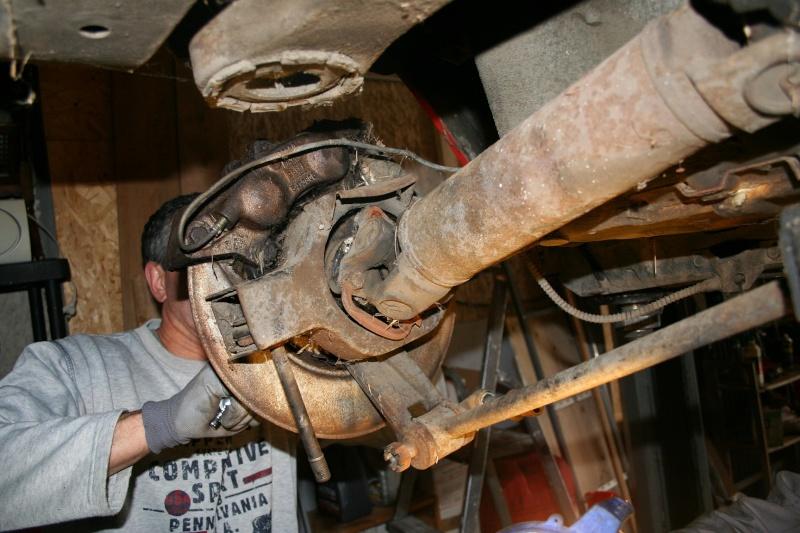 Corvette C3 76 en cours de restauration - Page 2 Img_6113