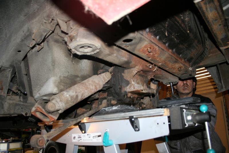 Corvette C3 76 en cours de restauration - Page 2 Img_6115