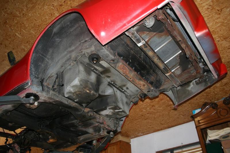 Corvette C3 76 en cours de restauration - Page 2 Img_6116