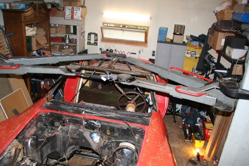 Corvette C3 76 en cours de restauration - Page 3 Img_6218