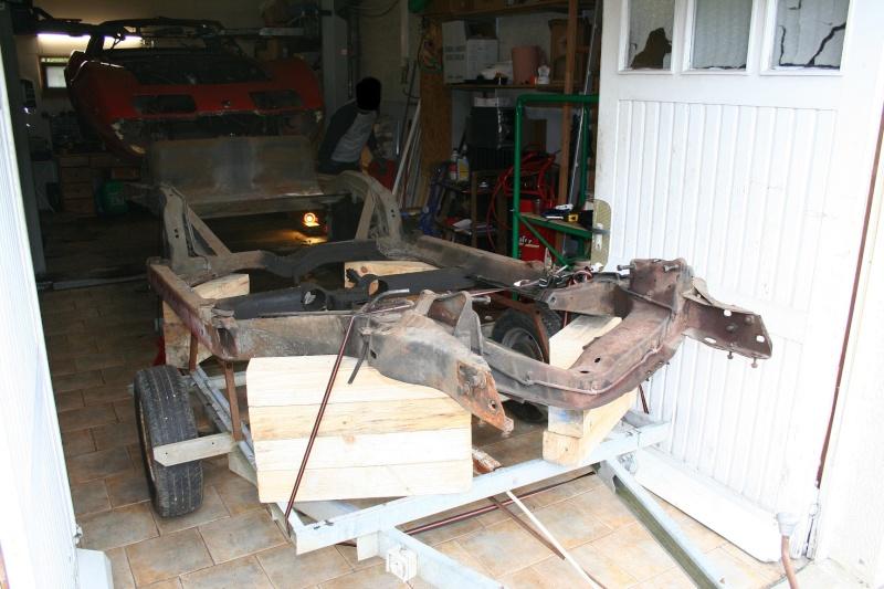 Corvette C3 76 en cours de restauration - Page 3 Img_6310