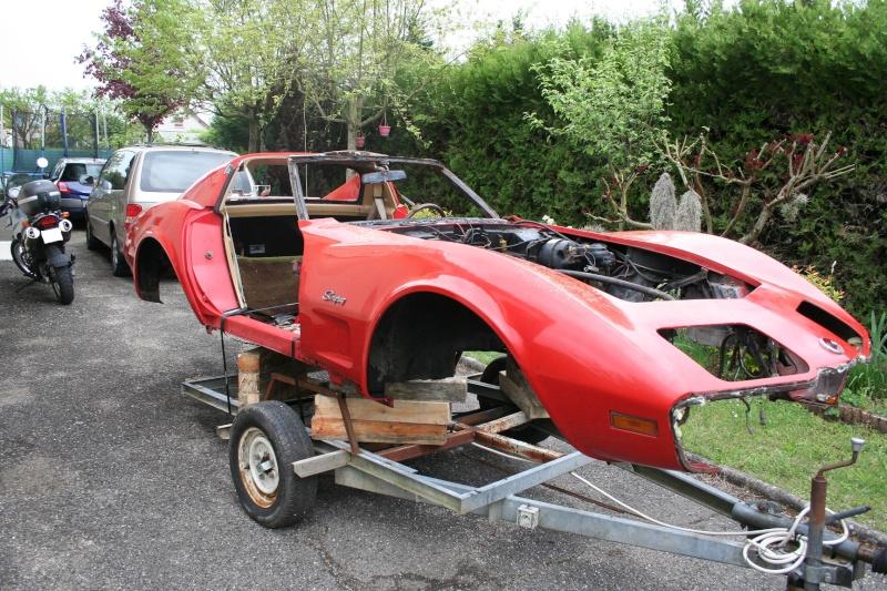Corvette C3 76 en cours de restauration - Page 3 Img_6311