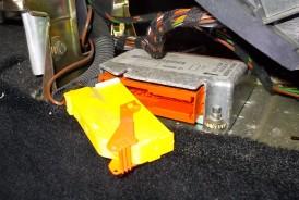 Voyant airbag passager allumé Sous-c10