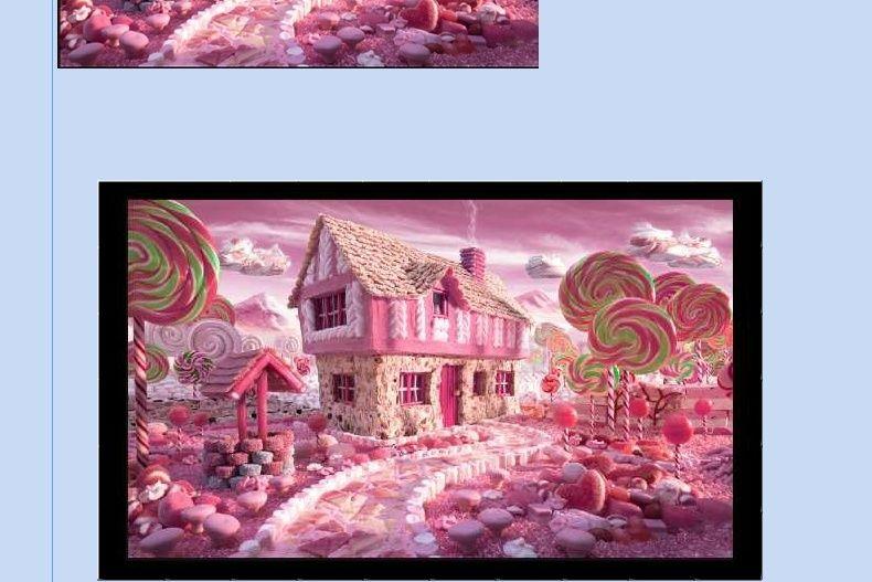 Puzzle #23 - Au pays des bonbons 1g10