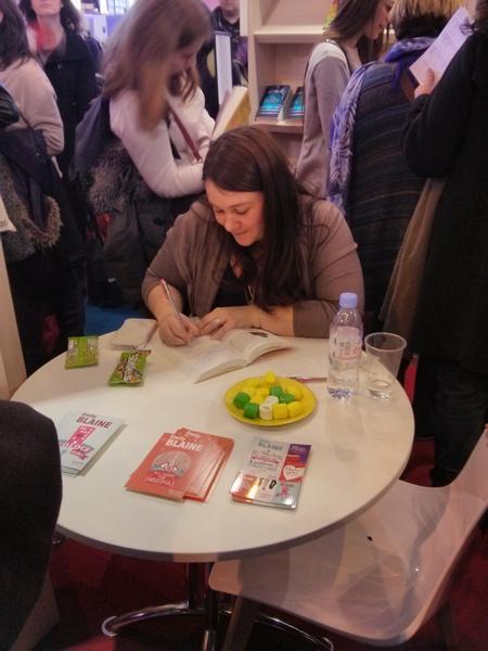 Salon du Livre de Paris - édition 2015  Img_2011