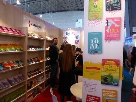 Salon du Livre de Paris - édition 2015  P1030010