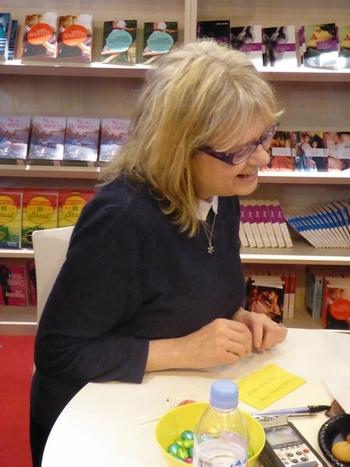 Salon du Livre de Paris - édition 2015  P1030015