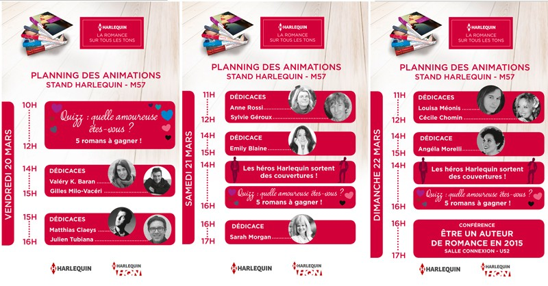 Salon du Livre de Paris - édition 2015  Planni10