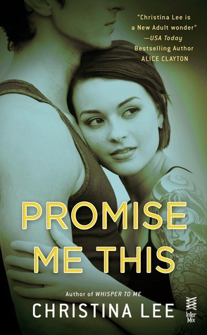 Between Breaths - Tome 4 : Promise me this de Christina Lee Promis10