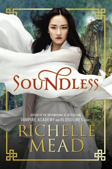 Soundless de Richelle Mead Soundl10