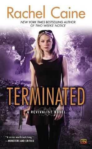 Funèbres - Tome 3 : Fin de contrat de Rachel Caine Termin10