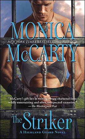 Les Chevaliers des Highlands - Tome 10 : Le Frappeur de Monica McCarty The_st10