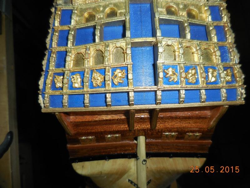 Hubert's Sovereign of the Seas Dscn0532