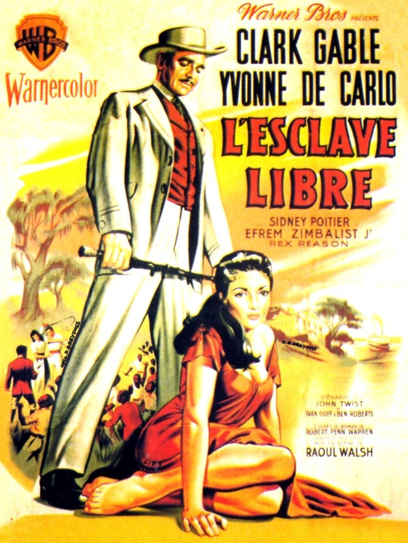 L'Esclave libre - Band of Angels - 1957 -  Raoul Walsh - Url12