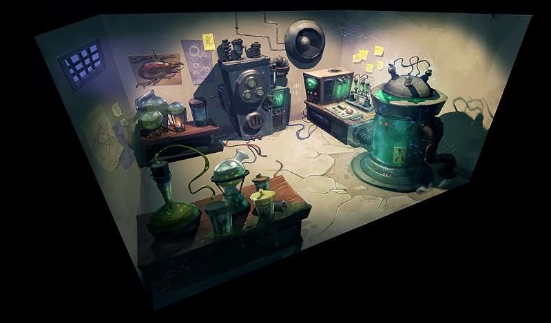 [help] Diorama scientifique pour pullip Mad_sc12