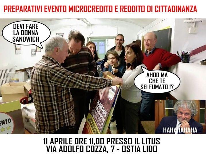 Micro Credito & Reddito di Cittadinanza... 11146210