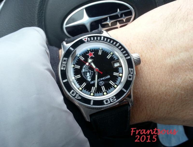 Vos montres russes customisées/modifiées - Page 3 Cosmos10
