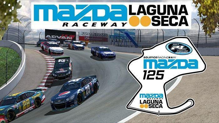 4. Mazda 125 @ Laguna Seca - 35 Laps Laguna10