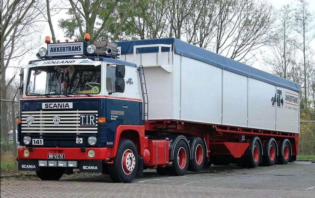 Scania LB 111 et 141. 10854210