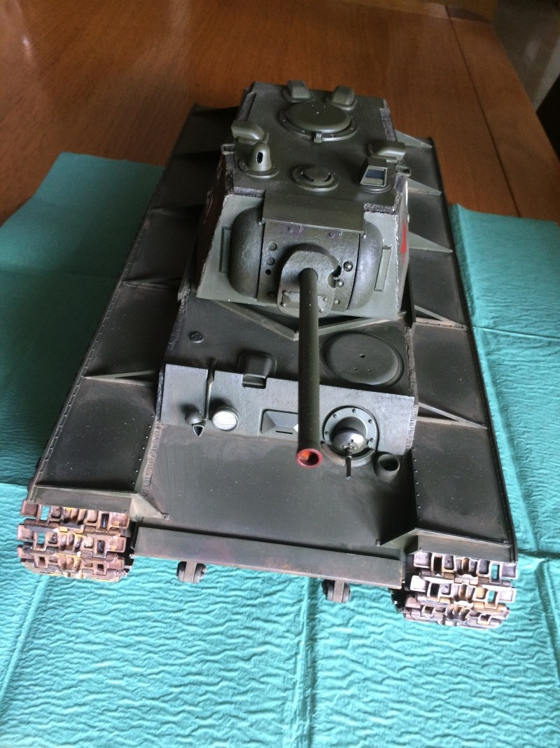 KV-1 Weld  turret' last version 1:16 by Mausberg Img_1212