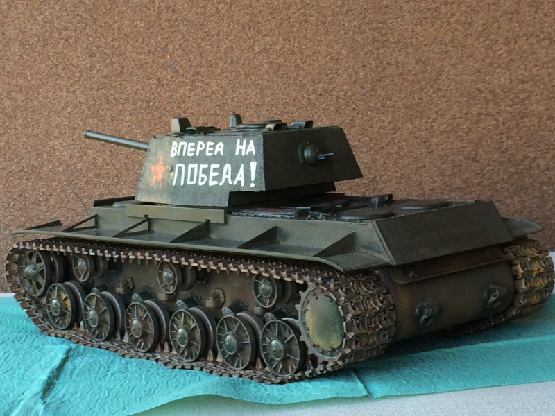 KV-1 Weld  turret' last version 1:16 by Mausberg Img_1214