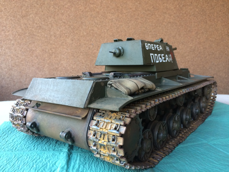 KV-1 Weld  turret' last version 1:16 by Mausberg Img_1217