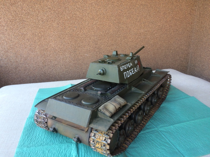 KV-1 Weld  turret' last version 1:16 by Mausberg Img_1218