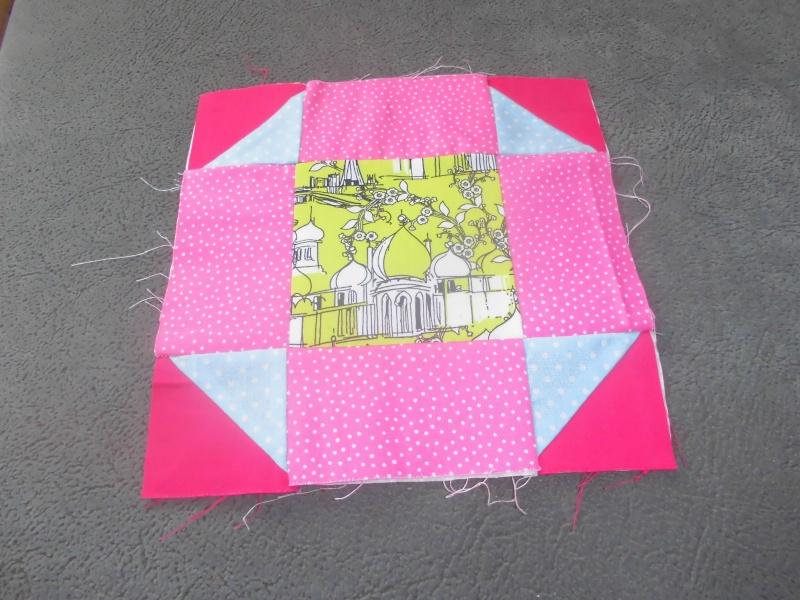 mon plaid de la revue patchwork facile  - Page 2 Bloc_410