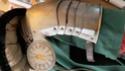 Vente de pièces d'armure fabriquées par Forge of svan et médiéval market Dscf2110