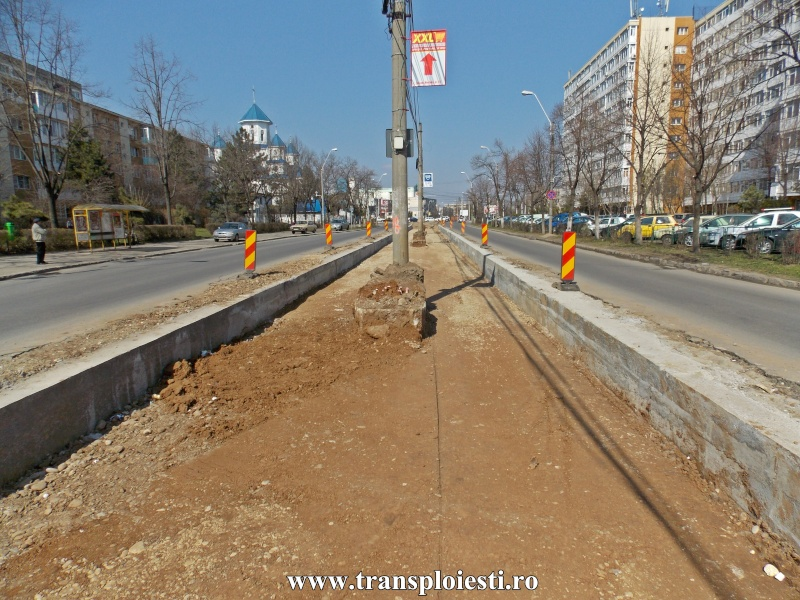 Traseul 102, etapa II: Intersecție Republicii - Gara de Vest Dscn0116
