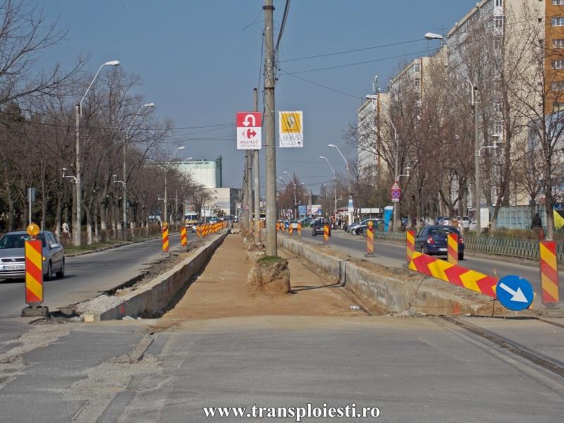 Traseul 102, etapa II: Intersecție Republicii - Gara de Vest Dscn0120