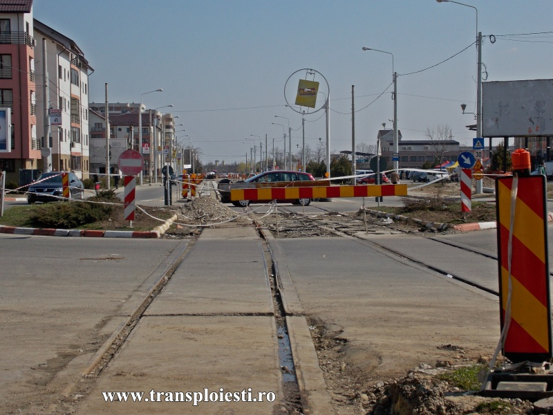 Traseul 102, etapa II: Intersecție Republicii - Gara de Vest Dscn0126