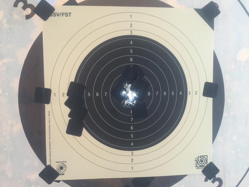 K31 et tir réduit K31-di10