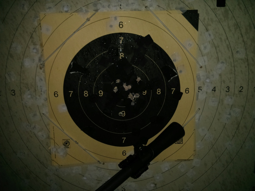 K31 et tir réduit Usm1-510