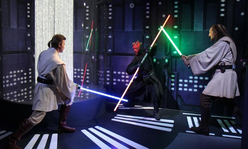 Star Wars au Musée de Madame Tussauds à Londres 01mt_m10