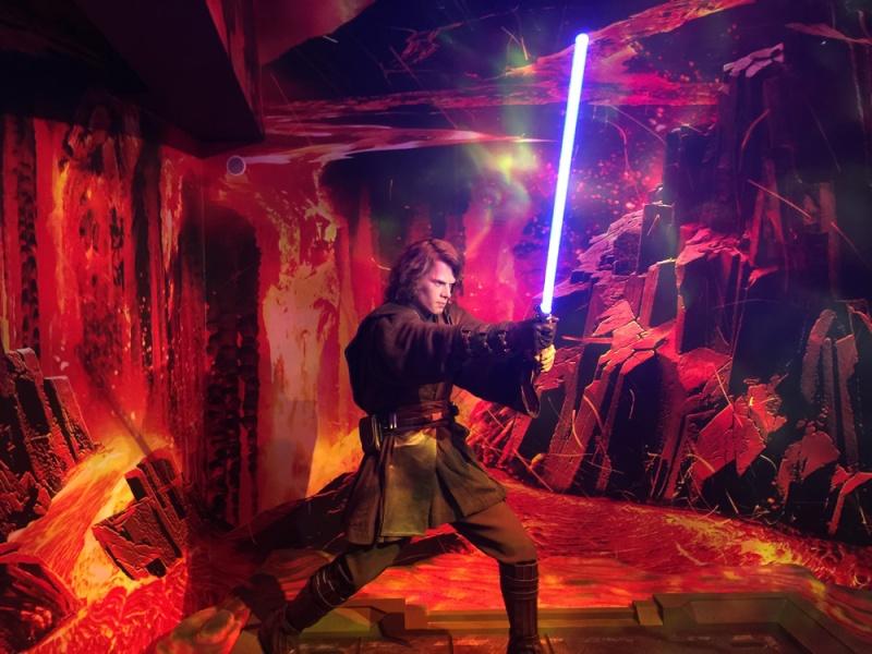 Star Wars au Musée de Madame Tussauds à Londres 05mt_m10
