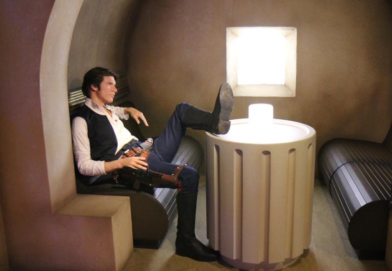 Star Wars au Musée de Madame Tussauds à Londres 07mt_m10