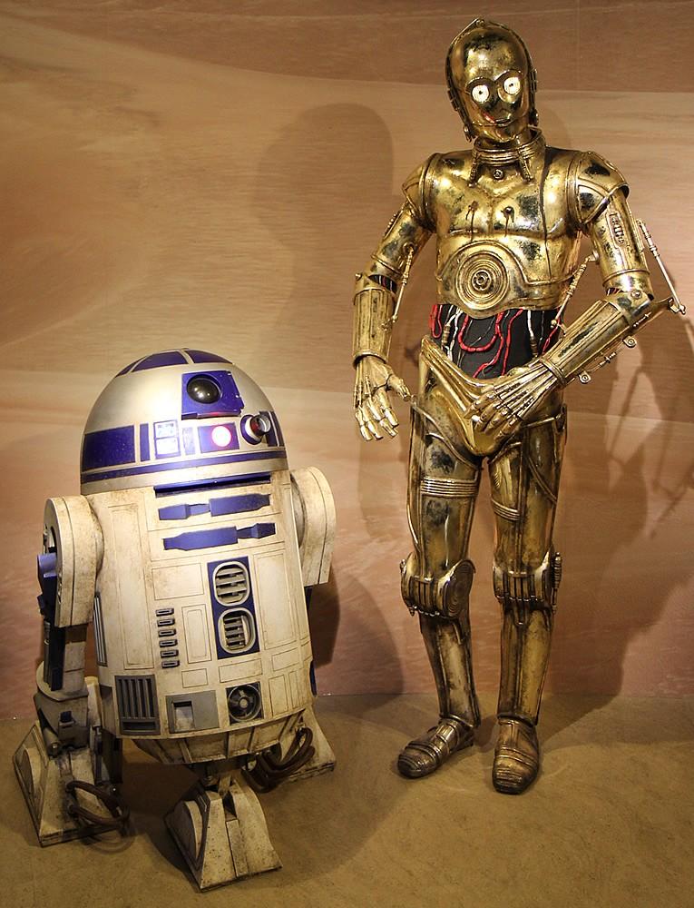 Star Wars au Musée de Madame Tussauds à Londres 09mt_m10