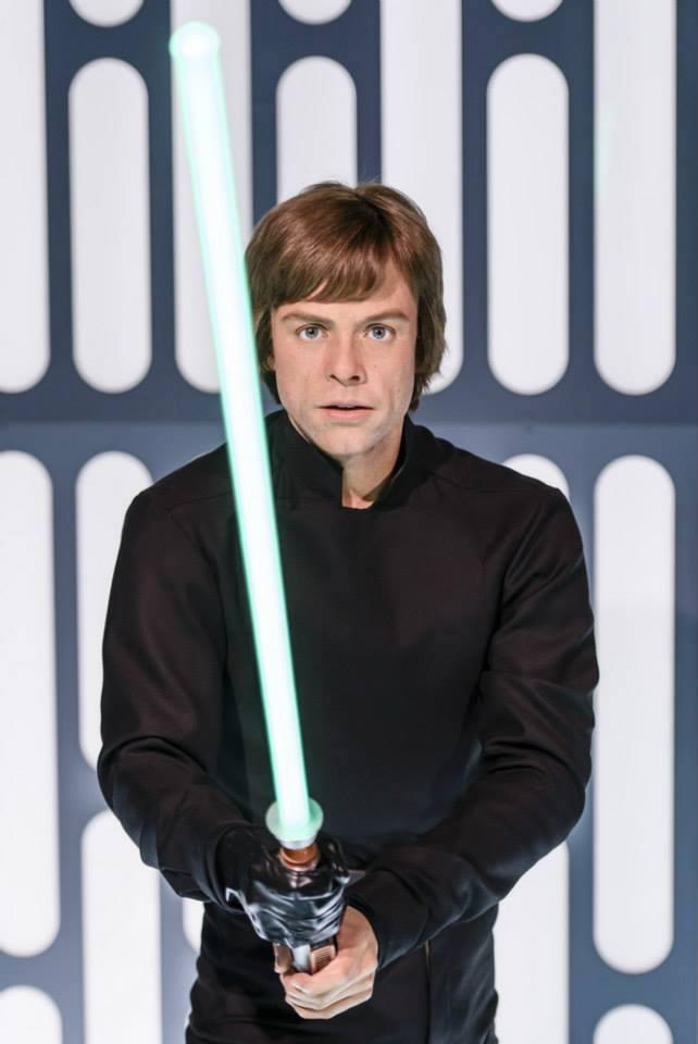 Star Wars au Musée de Madame Tussauds à Londres 10404410