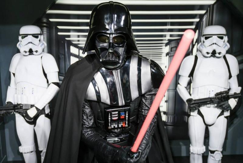Star Wars au Musée de Madame Tussauds à Londres 10460310