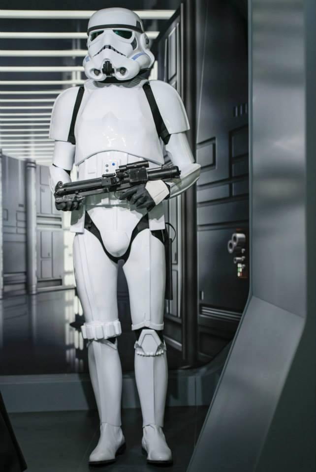 Star Wars au Musée de Madame Tussauds à Londres 11046710