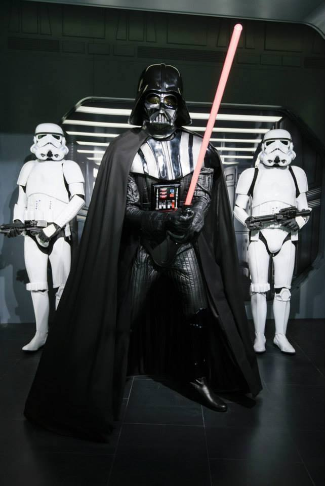 Star Wars au Musée de Madame Tussauds à Londres 11209310