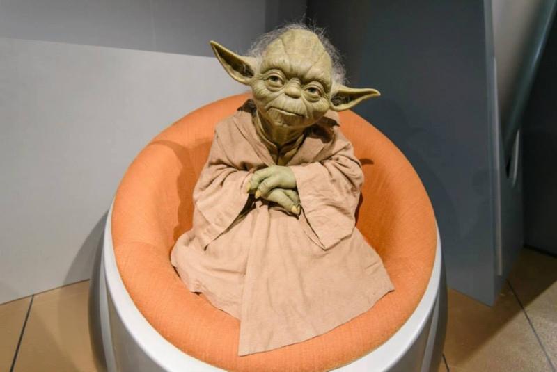 Star Wars au Musée de Madame Tussauds à Londres 11209411