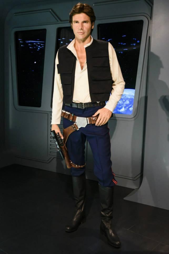 Star Wars au Musée de Madame Tussauds à Londres 11242110