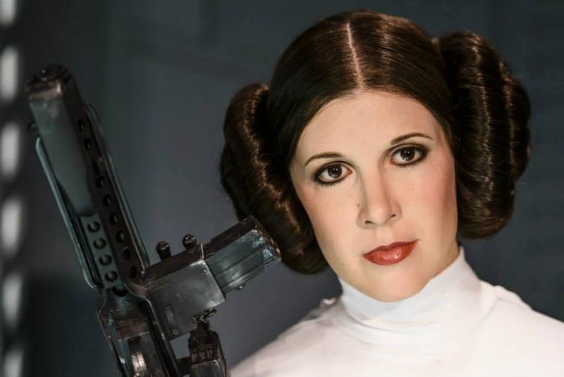 Star Wars au Musée de Madame Tussauds à Londres 11244810
