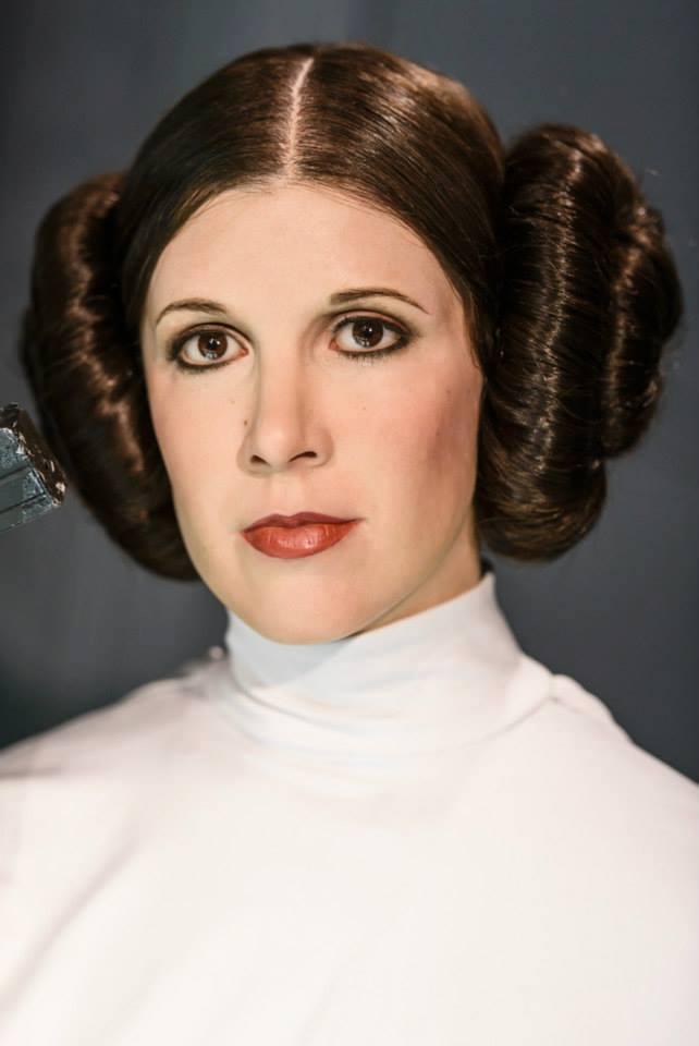 Star Wars au Musée de Madame Tussauds à Londres 11257910