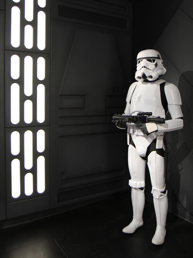 Star Wars au Musée de Madame Tussauds à Londres 12mt_m10