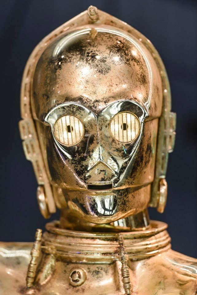 Star Wars au Musée de Madame Tussauds à Londres 14713410