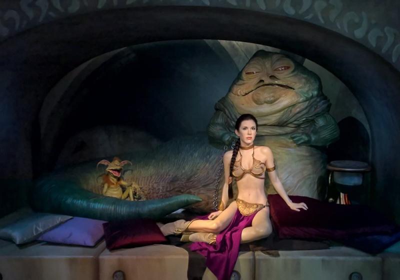 Star Wars au Musée de Madame Tussauds à Londres 17mt_m10