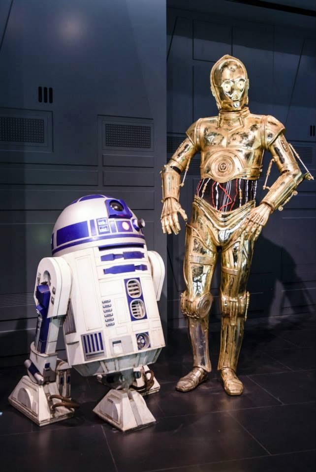Star Wars au Musée de Madame Tussauds à Londres 19751710